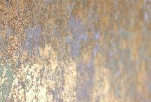 metallic tapeter