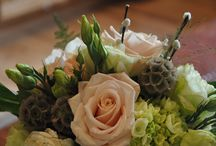 Wedding Flowers / Wedding flowers featured on A Colorado Courtship Blog