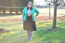 My Plus-size (curvy) Fashion / Personal fashion from moi