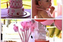 Birthday Ideas / by Jessie McPeters