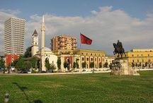 Bałkany. Albania, Bośnia i Hercegowina, Serbia...