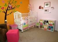 Baby Girl's bedroom / by Kelly Reid