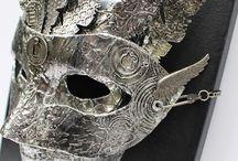 masks / by Marla Brinkerhoff