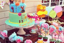 Pretty Things For You Lorax Party / We had so much working on this party for a little girl turning four  It was a bright fun party and loads of fun was had by all