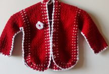 Knitted / Crochet Woolen Garments for Kids / Knitted / Crochet Woolen Garments for Kids