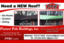Re-Roof - Siding - Gutters