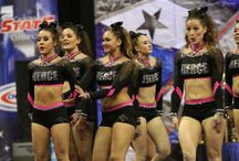Cheer pros competition / Cheerleading