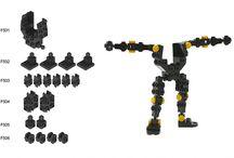 Lego Hero  design studio
