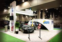 Manufacturing and Industrial Exhibition Stand Designs