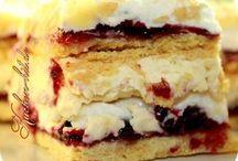 Kuchen mit Johannismarmelade