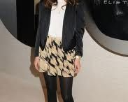 jamie chung style / by Zelly