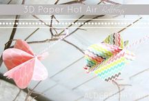 Crafts: paper crafts / by Danielle {Snippets of Inspiration}