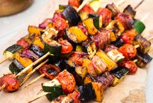 grill veggie