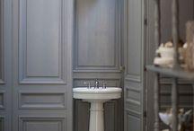 Spaces - Bathroom / by Erin Godbey