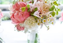 Table decor / Tablescapes and centerpieces