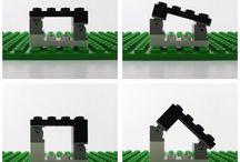 LEGO triks og under