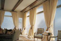 Window Treatments / by Rebekah Hurwitz