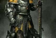 Ref - Male Warrior