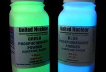 Interesting new products (glow powder etc)