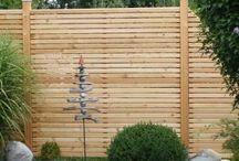 Sichtschutz / Gartengestaltung