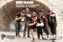 Postales Quitofest 2014