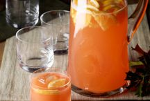 Booze / Drink ideas. / by Candice