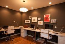 Trabalhando com estilo / Espaços elegantes, refinados e com muito estilo para trabalhar e sentir-se bem.