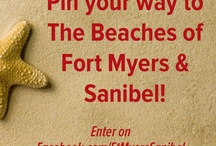My Fort Myers & Sanibel Bucket List / Pin your way to our beaches! Create your Fort Myers & Sanibel bucket list with 12+ pins for a chance to win! Enter your Bucket List URL at: https://www.facebook.com/FtMyersSanibel/app_143103275748075 