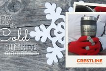 Cozy Up--Winter Promotional Items! / by Crestline Promos