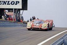 Le Mans 1970 Salzburg-Porsche