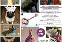Crocheting for animals / by Cindy Wood-Tesney