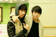 INFINITE V / INFINITE's sub unit with Sung-Gyu and Woo-hyun (aka woogyu)