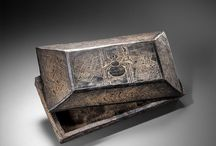 Kuba Tukula Boxes, D.R. Congo