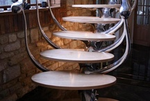 Lets Ascend!! / Different stairs designs