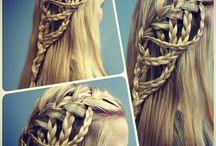 Braids and Plaits / Inspiration for French, Dutch, waterfall and every other kind of braid you could want