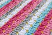 Haken / Haken / crochet en patronen.