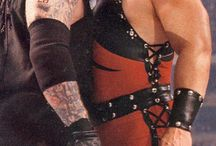 kane and undertaker wwe
