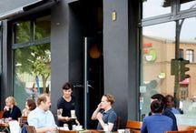 Barcomi's Berlin :: Kaffeerösterei / Die Barcomi's Kaffeerösterei in Berlin-Kreuzberg