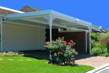 Carports by Dan-Neil Awnings