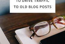 Blogging / The Slogging of Blogging