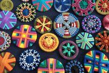 Dorset wheel buttons