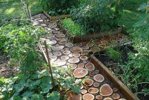 Caminos de jardín