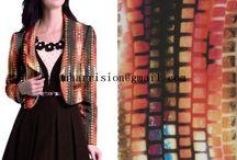 many beautiful fabrics / we supply many beautiful fabrics