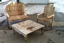 Projects for outdoor