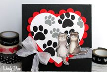 Cards and Crafts: Animals & pets