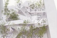 Architecture and Design / Nice interior design and architecture