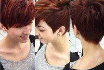 Hair hairstyles