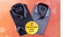 Aanbiedingen / Shirtsupplier.nl heeft altijd aantrekkelijke aanbiedingen voor Italiaanse overhemden. Volg ze op dit bord!