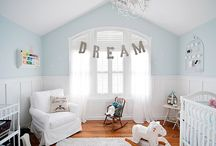 Decorating the nursery / Your baby's personal space should be as special as he or she is. There are so many looks and accessories to choose from. We'll pin a variety of things here. / by ConnectHer Women & Infants Hospital