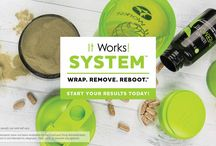 It Works! / Ocala Wedding & Events Expo 2016 Partner. / It Works! is a direct selling company that offers professional quality beauty and wellness products. http://katiemgibson.itworks.com/ https://www.facebook.com/katiemccolley1?fref=ts